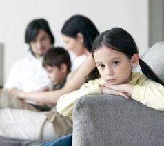Como resolver os ciúmes entre filhos?