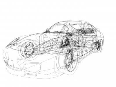 Como serão os automóveis do futuro