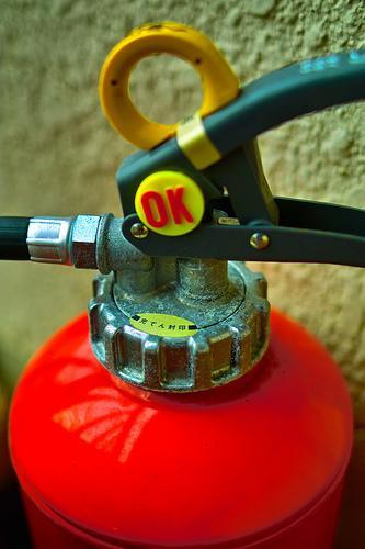 Como Utilizar um Extintor