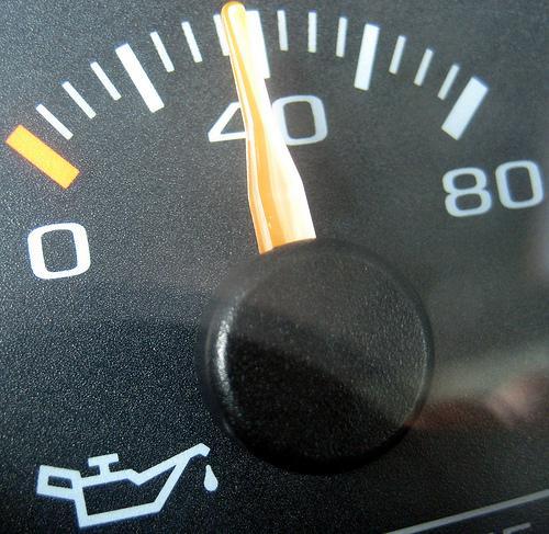 Como verificar o óleo