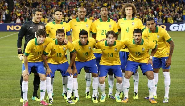 Conheça os convocados da seleção brasileira para o mundial 2014