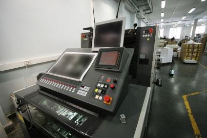 O controlo das máquinas