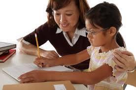 Crianças concentradas - maior sucesso escolar!