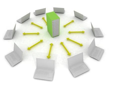 Criando uma rede para compartilhar arquivos