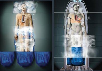 Criogenia- Ciência da congelação