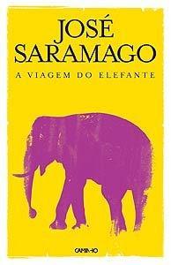 """Crítica ao livro: """"A viagem do elefante""""."""