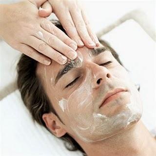 Cuidados com a pele masculina