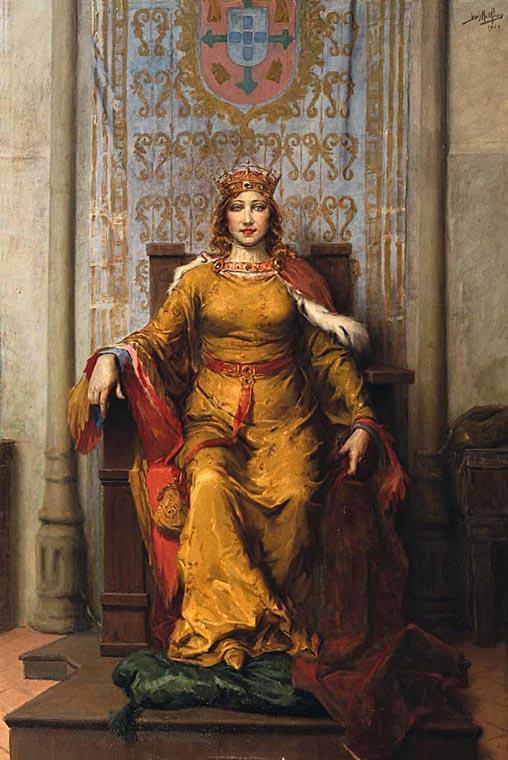 D. Leonor de Lencastre, uma rainha portuguesa