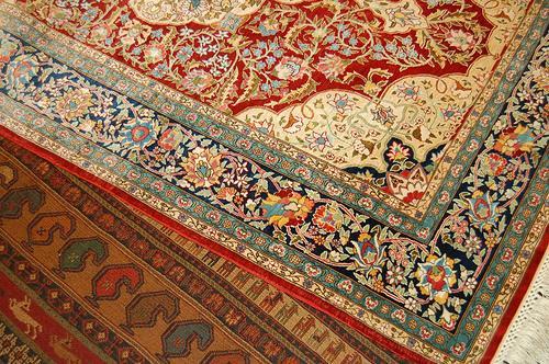 Dicas de limpeza de tapetes e carpetes