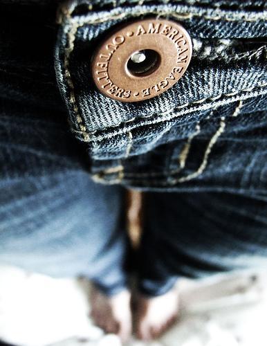 Dicas para tingir calças de ganga