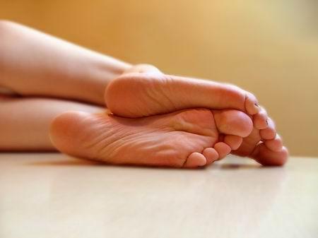 Dicas para tratar os pés