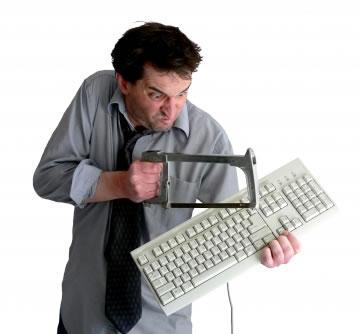 A dependência da informática