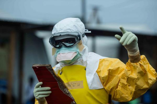 Ebola: Em Busca da Cura