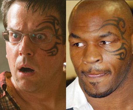 Ed Helms Vs. Mike Tyson