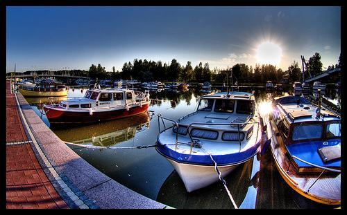 Embarcações: características e uso
