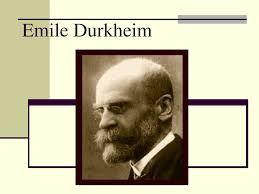 Émile Durkheim: Principais Ideias