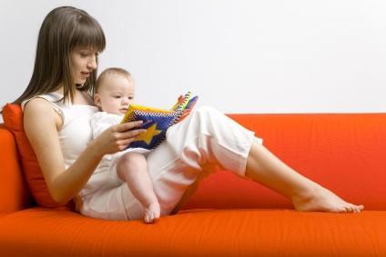 Ensine o seu filho a gostar de ler
