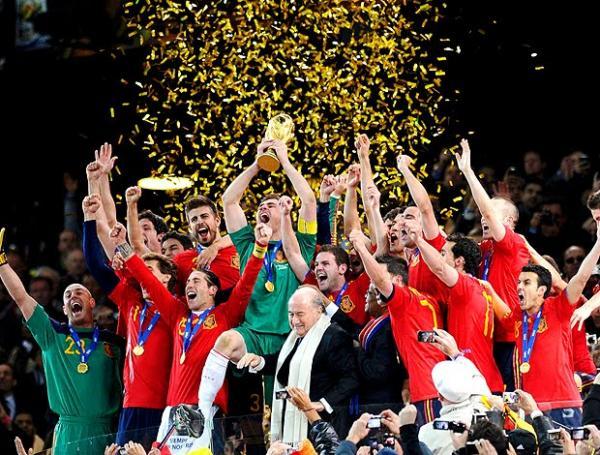 Espanha já tem seu cronograma completo