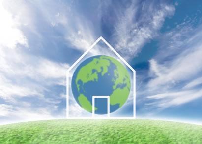 Eu também quero uma casa amiga do ambiente!!!