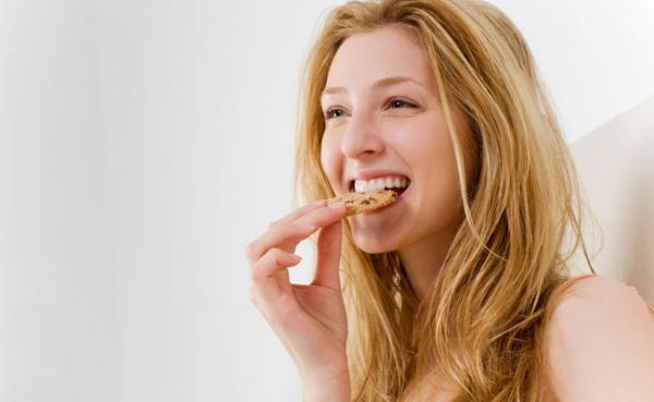 Evite os petiscos entre as refeições