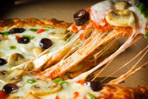 Faça uma pizza caseira!