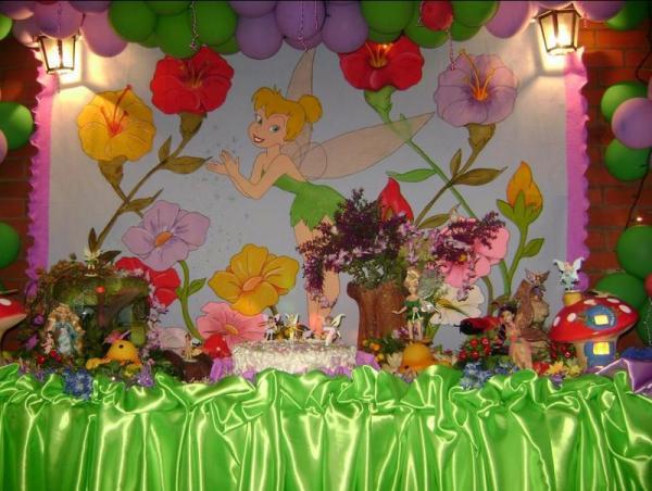 """Festa Infantil: Dicas Com O Tema """"Fadas"""""""