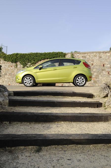 Novo Ford Fiesta Chega a Portugal