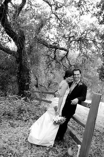 """Fotografia de Casamento – O """"outro"""" preto e branco"""