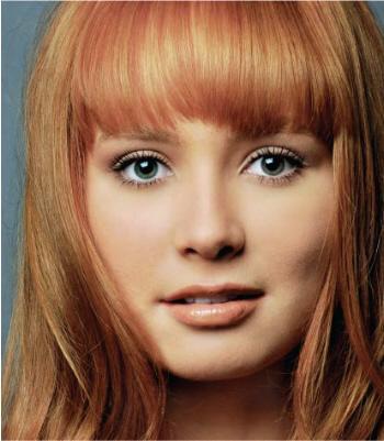 Franja ideal para cada tipo de rosto