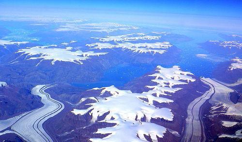 Gronelândia – a dureza e a beleza do gelo