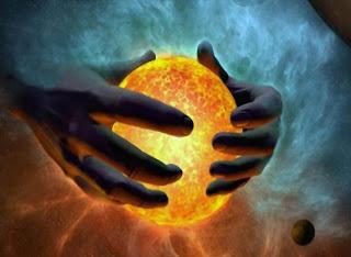 Guerreiros Visionários - A criação de Deus