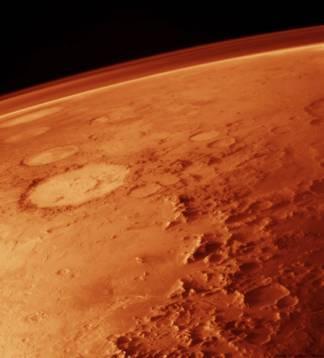 Haverá vida em Marte?