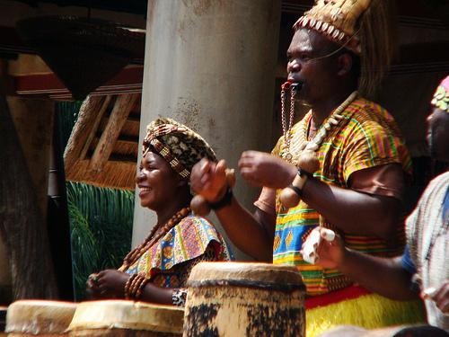 Influência da música africana no mundo