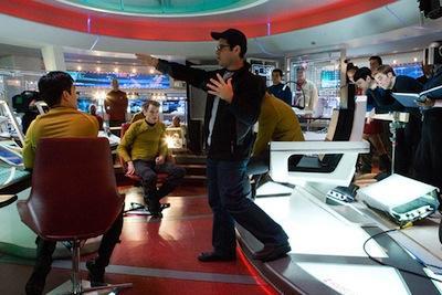 J.J. Abrams embarca de novo na USS Enterprise