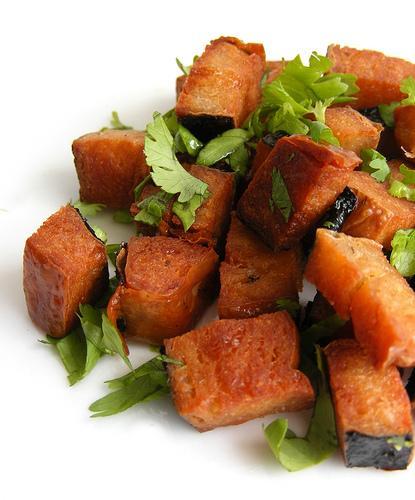 Já experimentou comer em restaurante vegetariano?