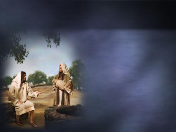 Jesus Tem Sede De Nós
