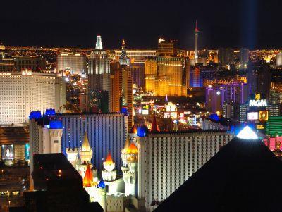Las Vegas a cidade dos cassinos