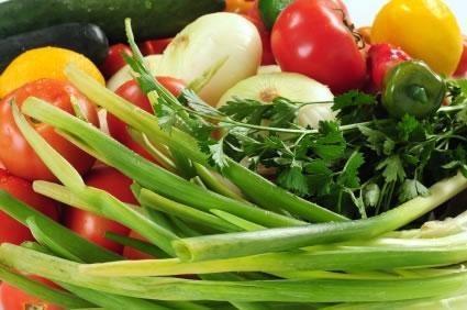 Os legumes fazem bem