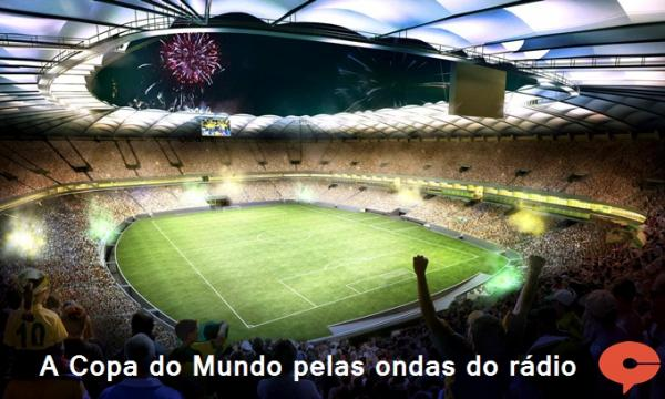Lista das emissoras licenciadas à transmissão da Copa do Mundo 2014