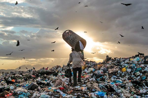 Luxo ao Lixo- A oportunidade dentro do lixo