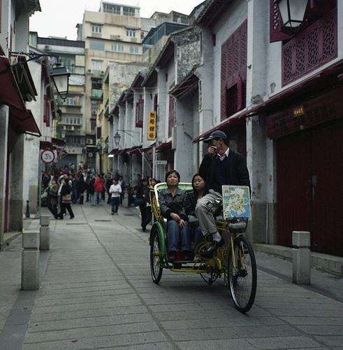 Macau – chegar a casa do outro lado do mundo