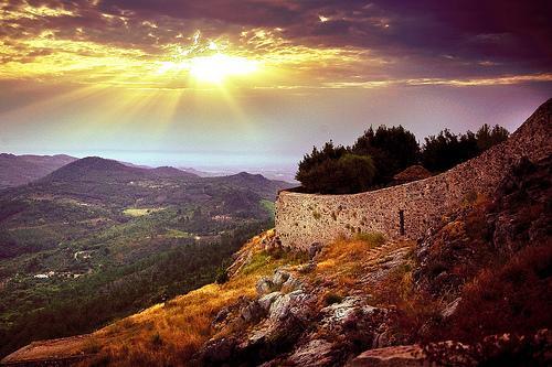 Marvão – uma vila portuguesa a caminho do céu