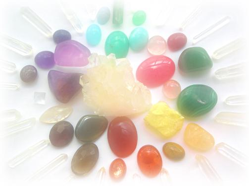 Meditar com cristais