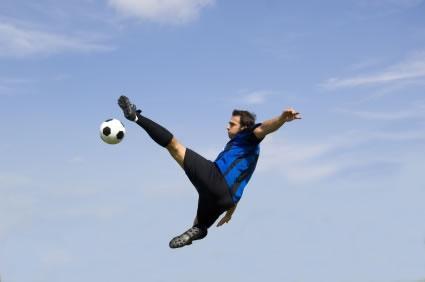 O melhor futebol do mundo