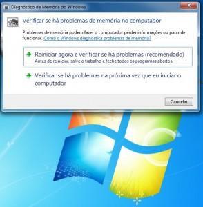 Memória RAM: O Windows 7 analisa para você