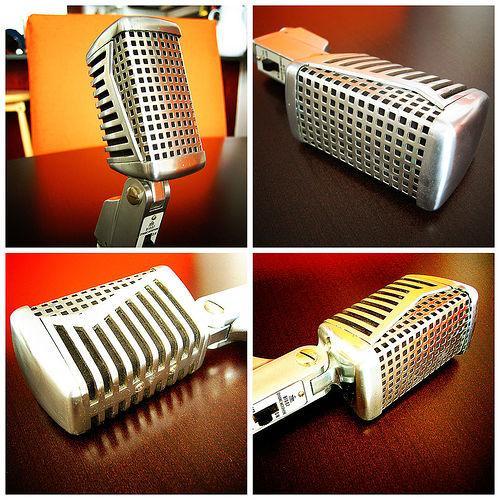 Microfones para todos os gostos