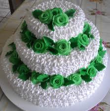 Montar um bolo de 3 andares