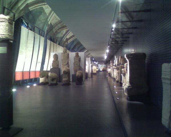 Montar uma exposição em Museu