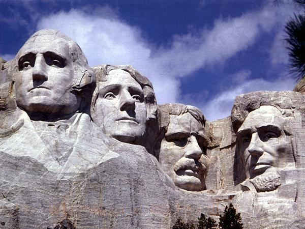Monumento do Monte Rushmore