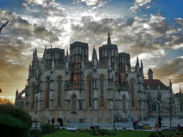 Mosteiro da Batalha, o marco da vitória